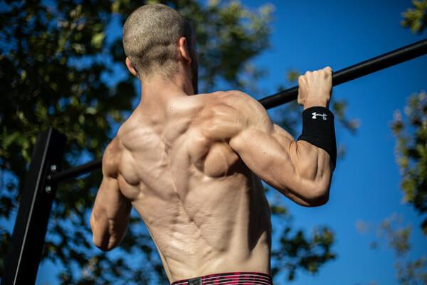 barfiks sırt kası geliştirme ve çekiş egzersizleri