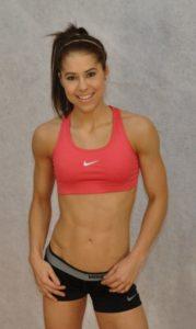 fit bayan vücut