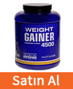nutrade weight gainer