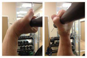 squat el bileği