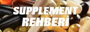 supplement rehberi