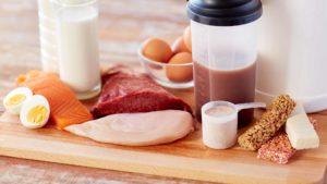 vücut geliştirme beslenme