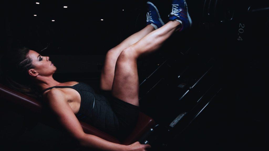 bacak kasları hareketleri