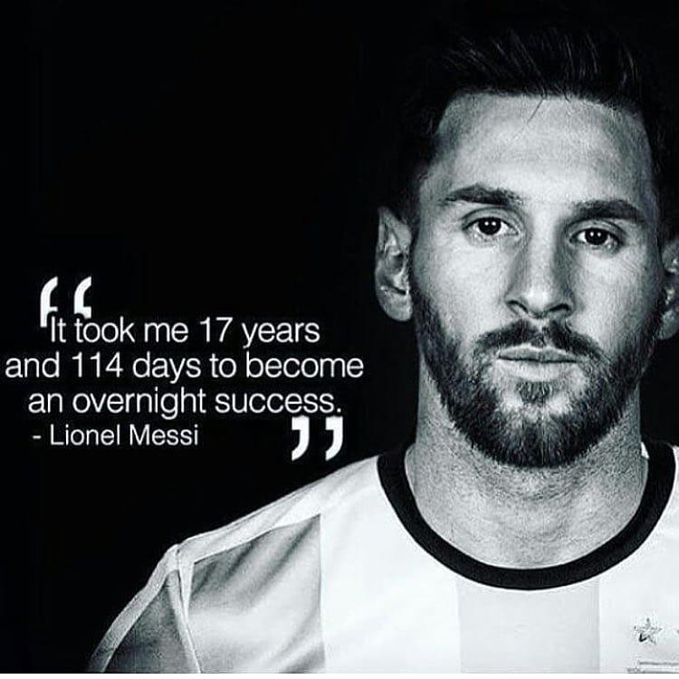 Messi Yetenek