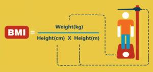 vücut kitle indeksi bmi formül