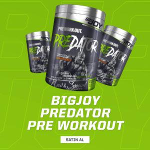bigjoy predator pre workout