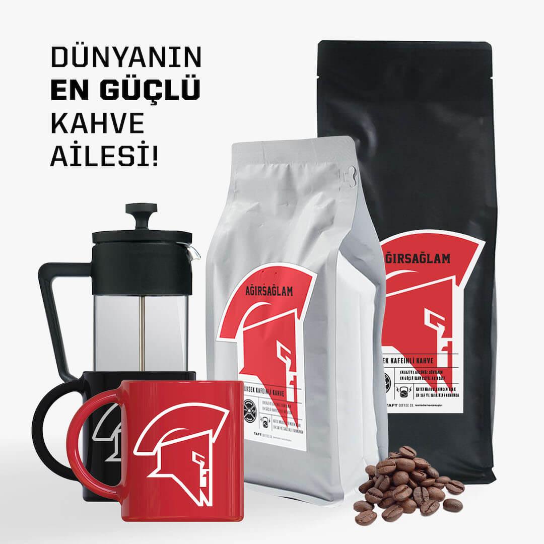 ağırsağlam kahve