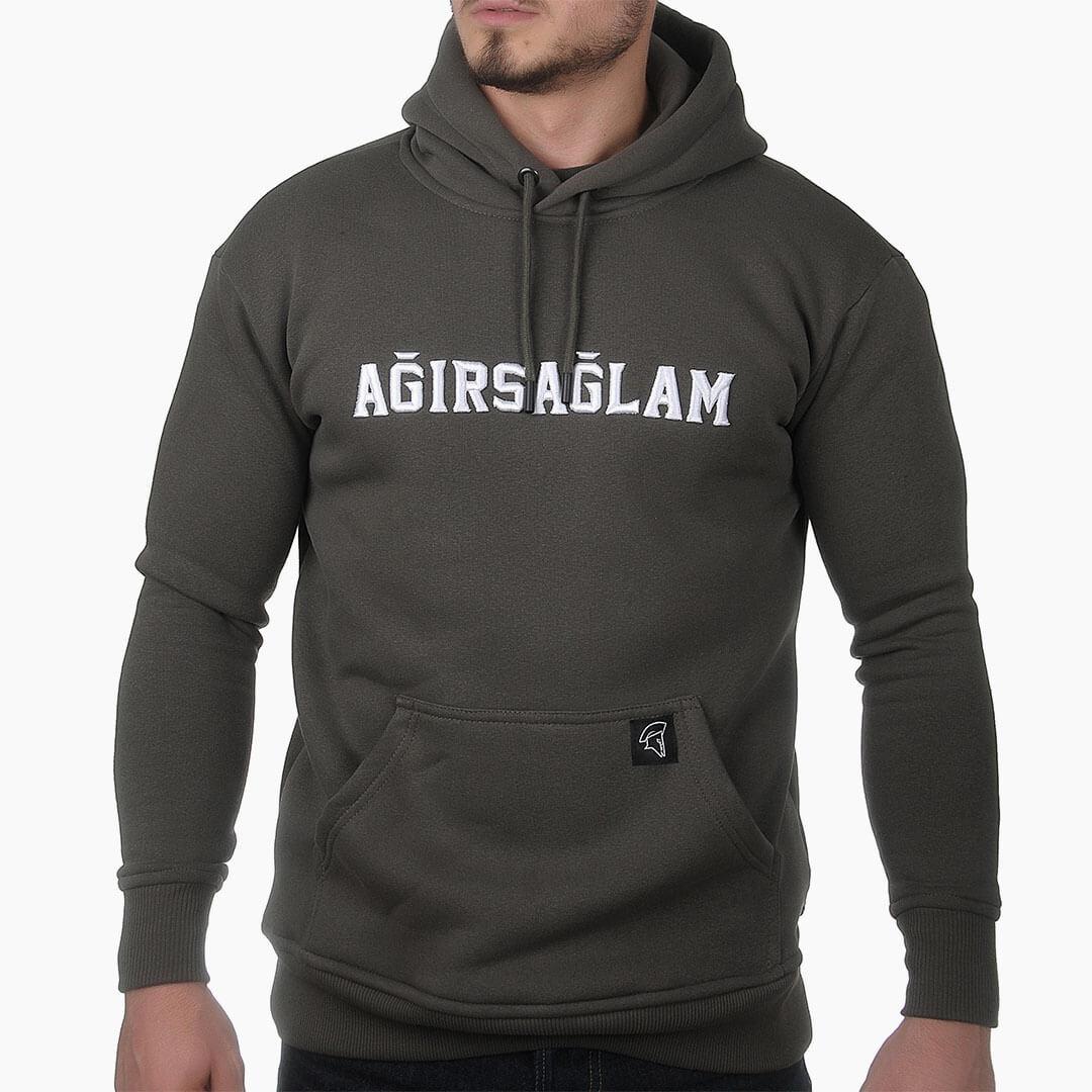 ağırsağlam hoodie