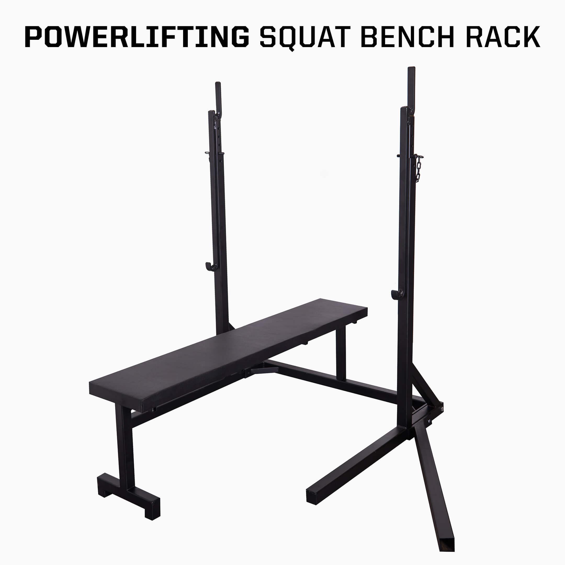 ağırsağlam squat bench rack