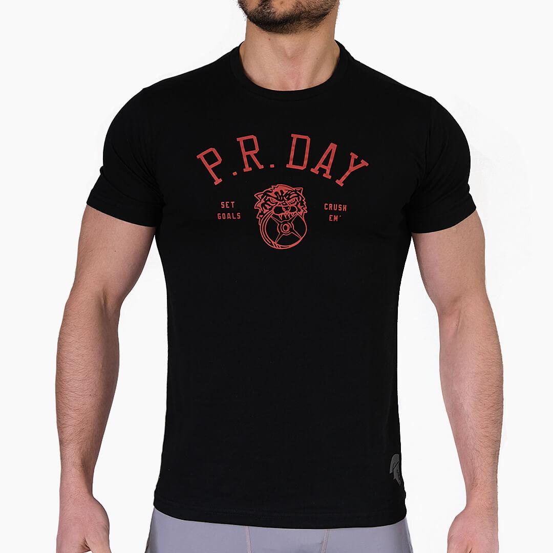 ağırsağlam pr day siyah tişört